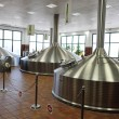 beer breweries — Stock Photo