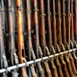 Stock Photo: Firearms - Shotguns and Rifles