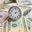 Time Is Money — Foto de stock #10847855