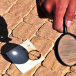magnifying glass — Stock Photo #10847907