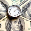 Foto Stock: Time Is Money