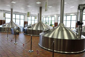 Bier brouwerijen — Stockfoto