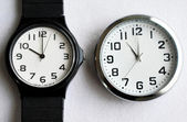 Daylight saving time (DST) — Stock Photo