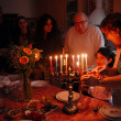 Stock Photo: Jewish Holidays Hanukkah