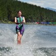 Water Sports - Water Skiing — Stock Photo