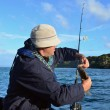 Fishing - Watersport — Stock Photo