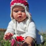 attività all'aperto di infanzia — Foto Stock #10858522