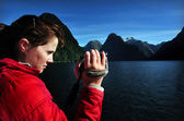 New Zealand Fiordland — Foto de Stock