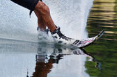 Water Sports - Water Skiing — Stockfoto