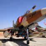 Israel Air Force - Air Show — Stock Photo #10874217