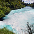 Huka Falls New Zealand — Stock Photo