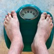 Stock Photo: Health - Body Weight