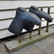 Stock Photo: Wellingtons Gumboots