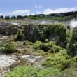 Craters of the Moon, Lake Taupo, New Zealand — ストック写真