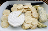 Food and Cuisine - Cheese — Stockfoto
