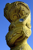 Travel New Zealand - Maori Culture — Stock Photo