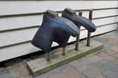 Wellingtons Gumboots — Stock Photo