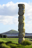 Travel New Zealand - Maori Culture — Stock Photo