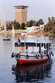Aswan Cityscape — Stock Photo