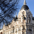 Architecture of Madrid City, Spain — Stock Photo #11116151