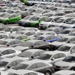 Many Cars — Stock Photo