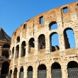 Ancient roman colosseum in Rome, Italy — Stock Photo #11116422