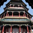 Stock Photo: Summer Palace at Beijing, China