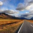 New Zealand South Island - Stockfoto