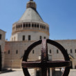 Stock Photo: Church of Annunciation, Israel