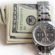 Stockfoto: Time Is Money