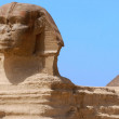 The Great Sphinx of Giza, Egypt — Stock Photo