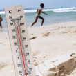 Heat Wave High Temperatures — Stock Photo #11117089