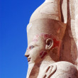 Temple of Hatshepsut, Egypt - Stock Photo