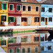 Colorful Burano, Italy — Foto de Stock