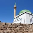 Stock Photo: Mosques in Israel