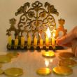 Jewish Holiday Hanukkah — Stock Photo #11117348