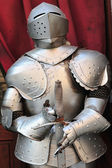 Suit of Armor — Stock Photo