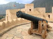 Al hazm fort en oman — Photo
