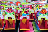 Souvenir Mexican Gondolas — Stock Photo