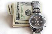 时间就是金钱 — 图库照片