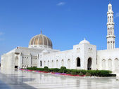 Al Qubrah Mosque in Muscat Oman — Stock Photo
