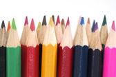 Coloring in Pencils — Stock Photo