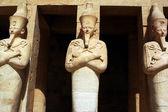 Tempio di hatshepsut, egitto — Foto Stock