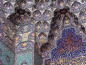 Moschea di al qubrah a muscat oman — Foto Stock