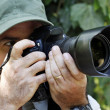 Nature Wildlife Photographer - Stock Photo