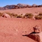 The Hashemite Kingdom of Jordan-Wadi Rum — Stock Photo #11179392