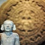 Stone of the Sun - Aztec Calendar — Stock Photo #11179533