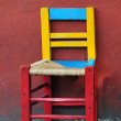 Mexican chair — Stock Photo #11179607