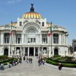 The Fine Arts Palace - Palacio de Bellas Artes — Stock Photo