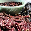 Dry Chillies — Stock Photo
